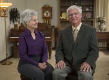 Nancy & Fred Kerr